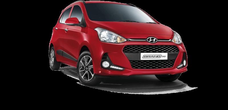 Ngoại thất Hyundai Grand I10