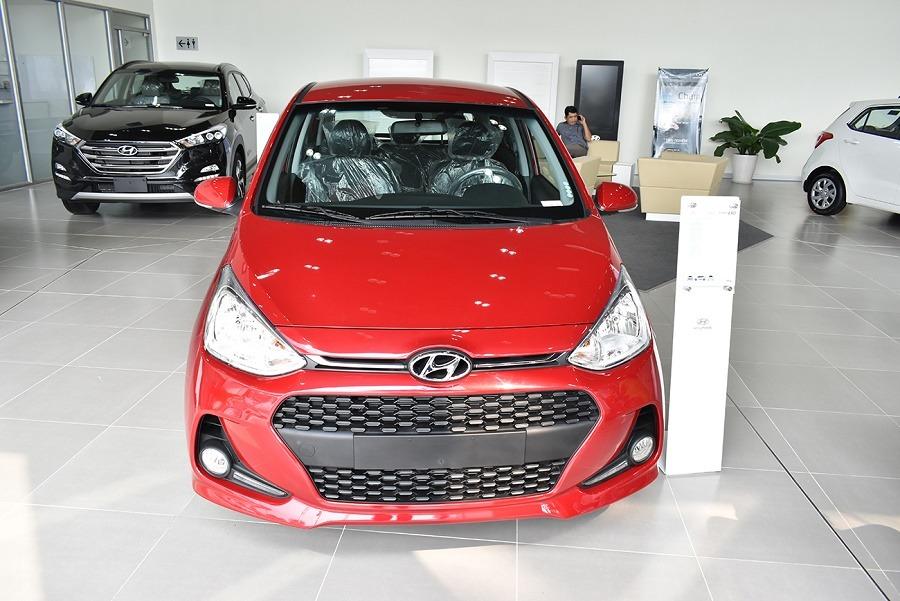 Đầu xe Hyundai Grand i10 1.2 MT full