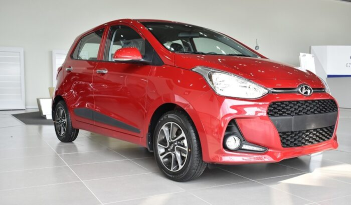 Hyundai Grand i10 1.2 MT full 2
