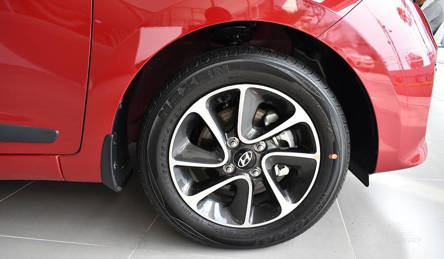 Mâm xe Hyundai Grand i10