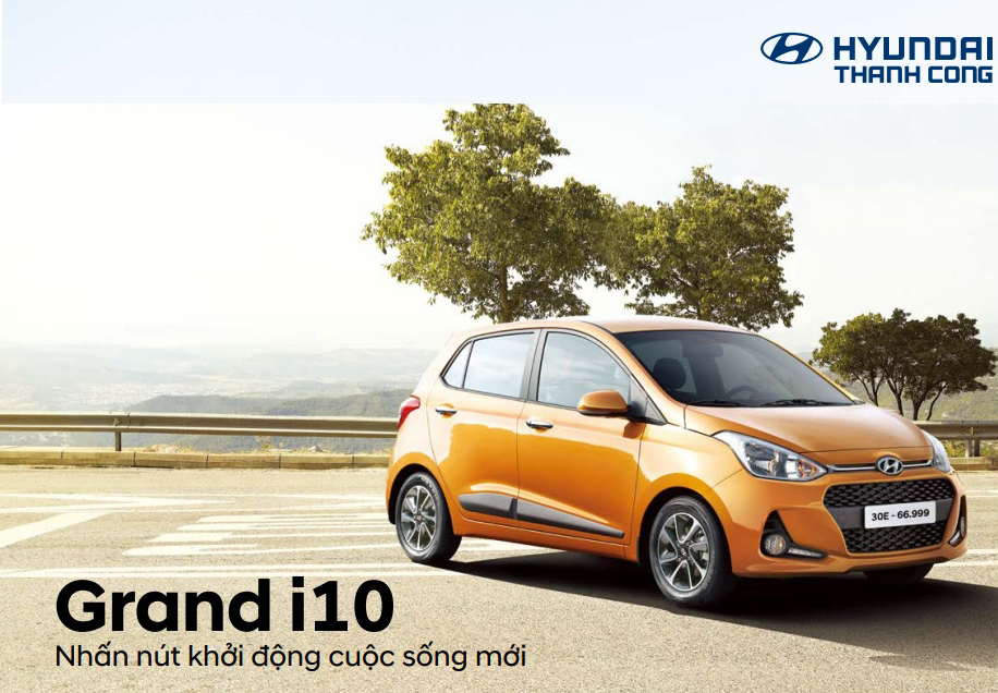 Hyundai Grand i10 Hatchback 1.2 MT Full