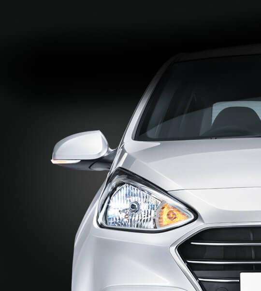 Đèn pha Hyundai Grand I10 Sedan