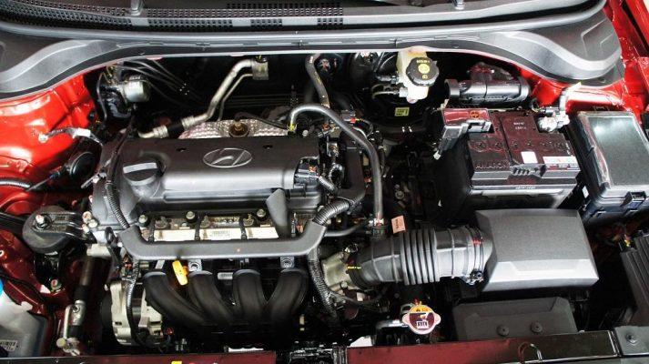 Động cơ Hyundai Accent 1.4 AT đặc biệt