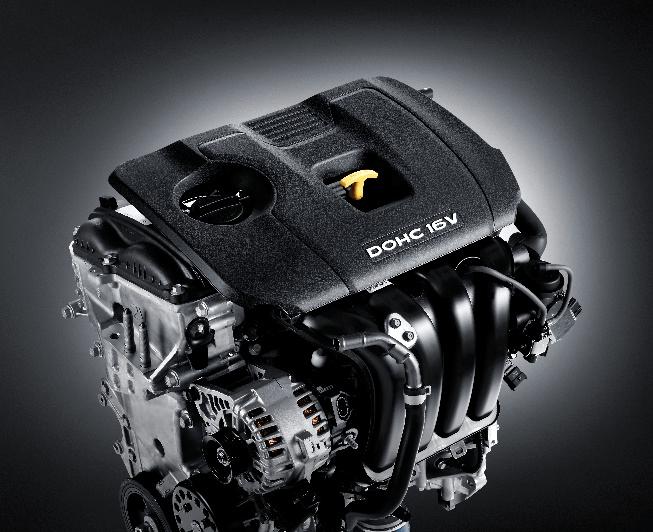 Động cơ Atkinson MPI 2.0L