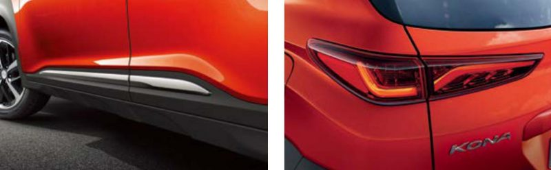 Ngoai thất Hyundai Kona 1.6 Turbo