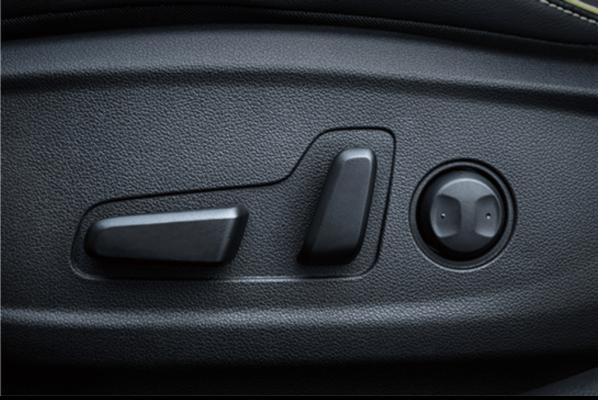 Ghế lái chỉnh điện Hyundai Kona đặc biệt