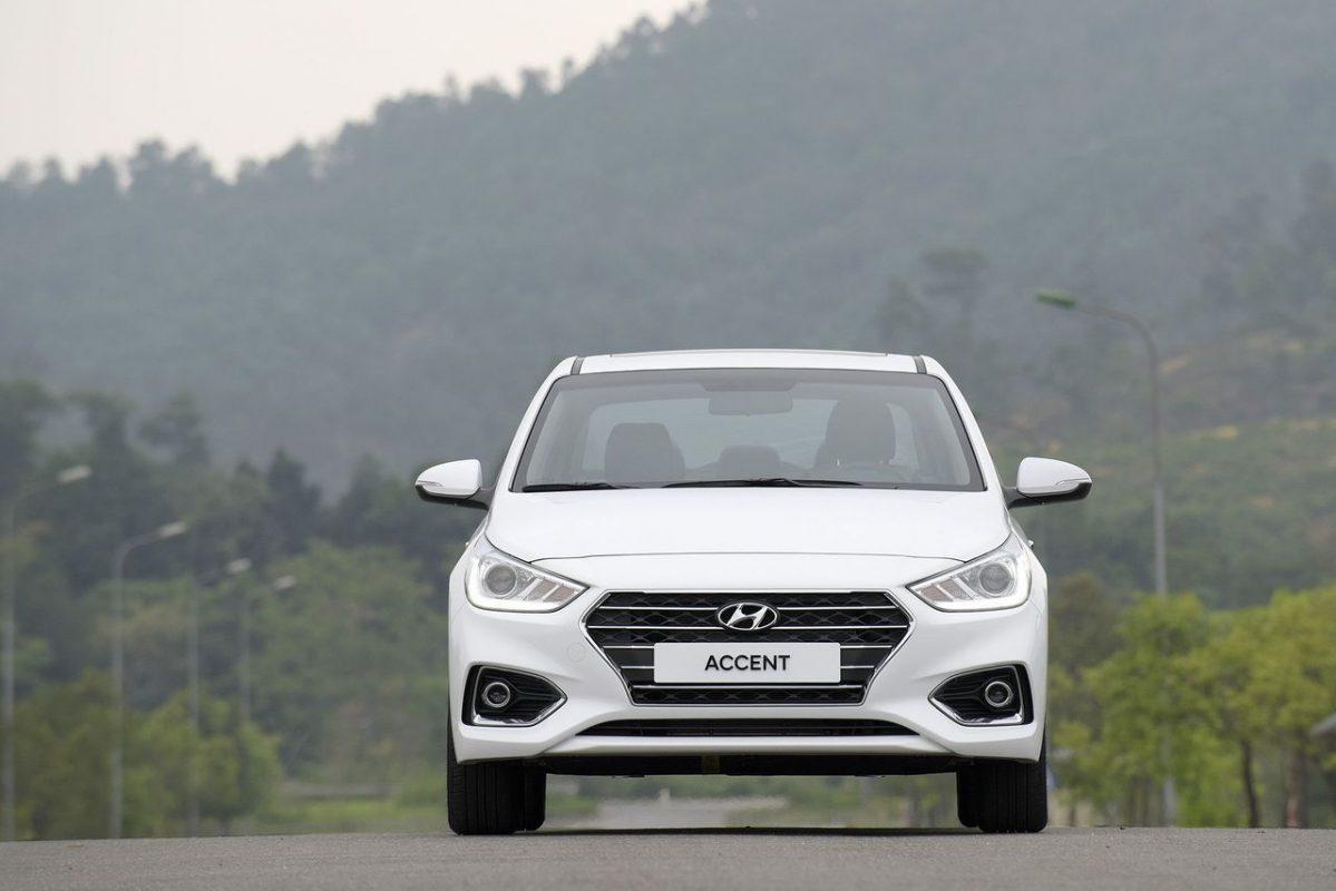 Hyundai Accent 1.4 MT full