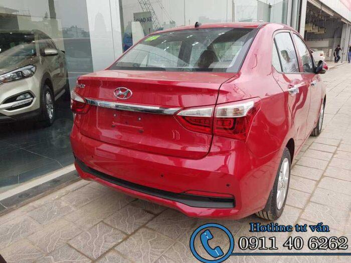 Hyundai Grand i10 sedan 1.2 MT 2 đầu đuôi xe
