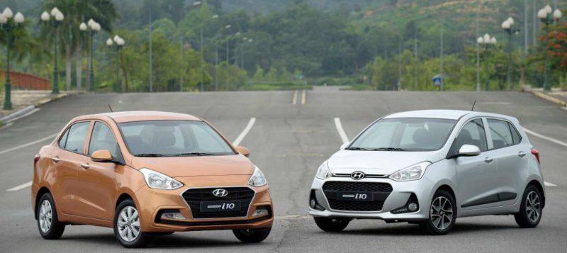 Hyundai Grand i10 Hatchback và Sedan
