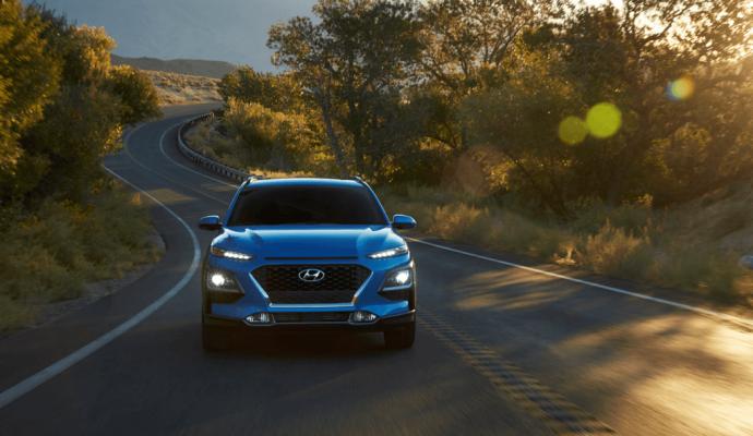 Vẻ đẹp của Hyundai Kona 2.0 AT tiêu chuẩn