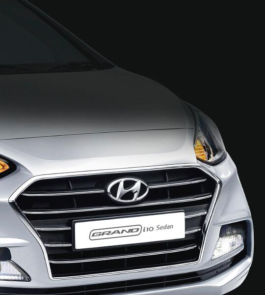 Lưới tản nhiệt Hyundai Grand I10 Sedan