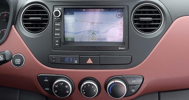 Màn hình Hyundai Grand-i10 hatchback 12MT full