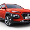 Ngoại thất Hyundai Kona