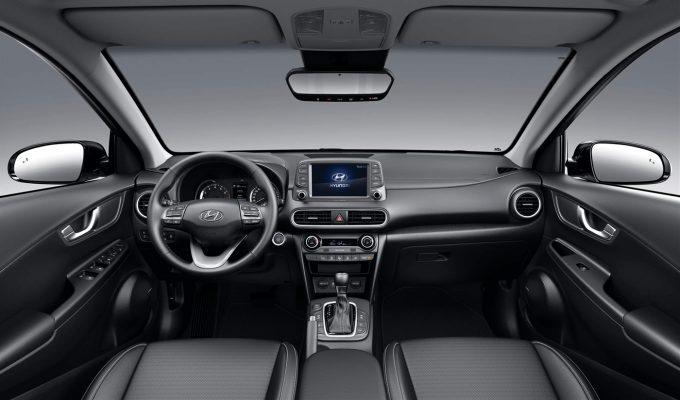 Nội thất Hyundai Kona 2.0 AT đặc biệt