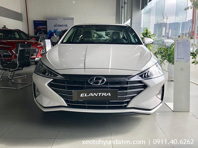 Đầu xe Elantra 2020