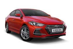 Ngoại thất Hyundai Elantra sport