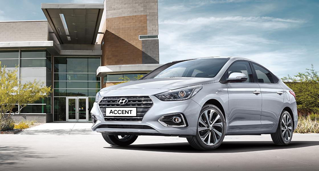 Hyundai accent Màu bạc