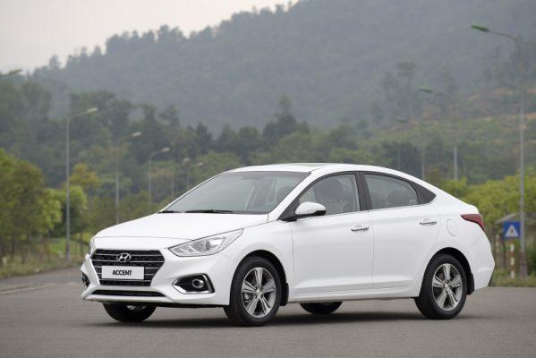 Thông tin về xe Hyundai Accent 2019