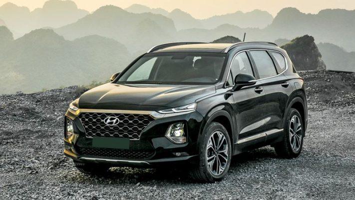 Hyundai Santafe thế hệ thứ 3