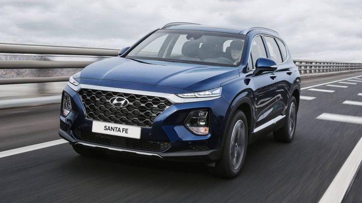 SantaFe – Dòng xe thay đổi cả thương hiệu Hyundai