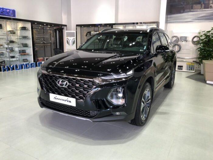 Hyundai Santafe xăng đặc biệt 2