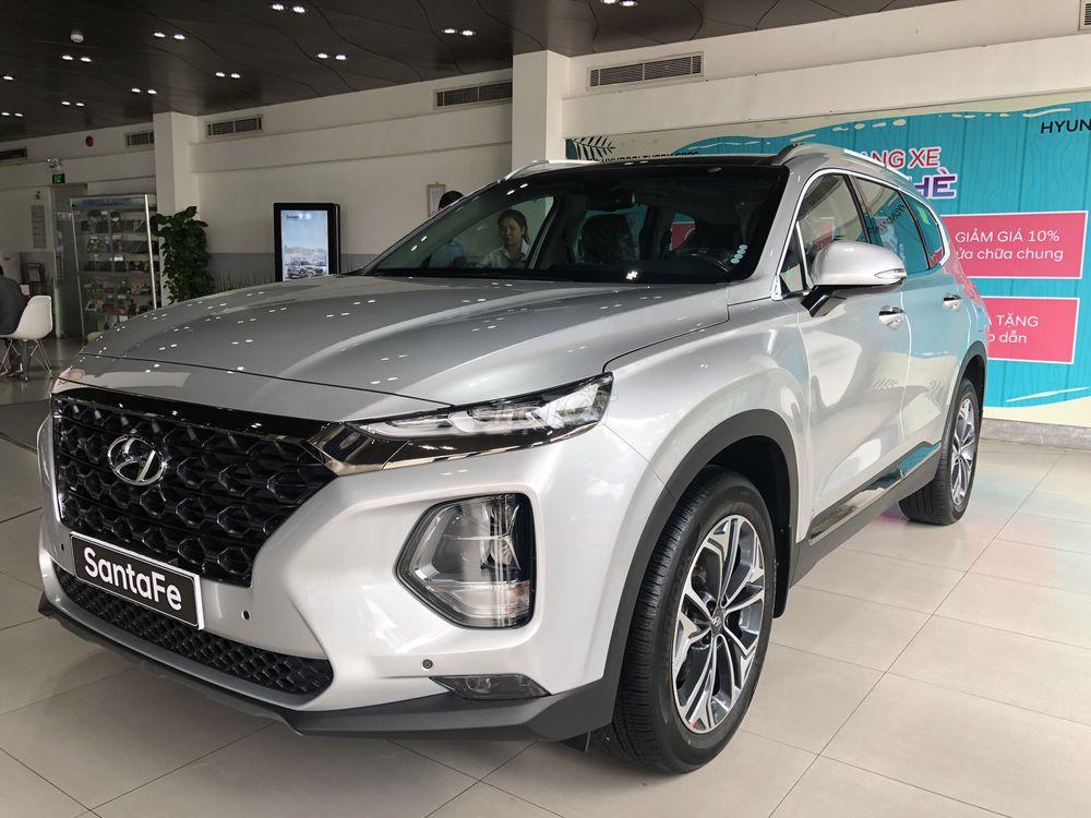 Hyundai Santafe xăng đặc biệt 3