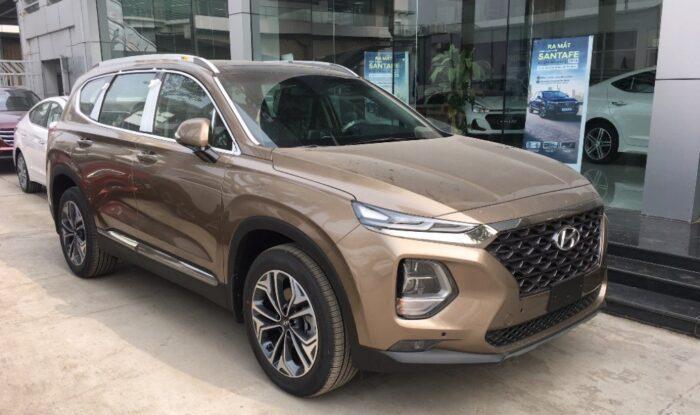 Hyundai Santafe xăng đặc biệt 4