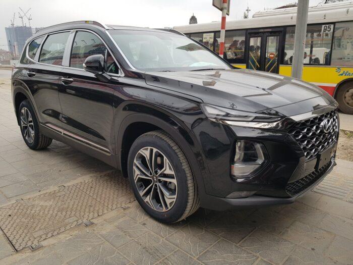 Hyundai Santafe dầu tiêu chuẩn 5