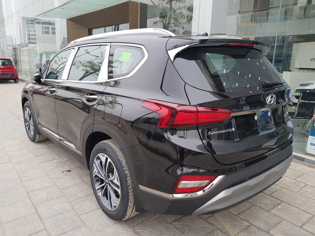 Hyundai Santafe dầu tiêu chuẩn 6