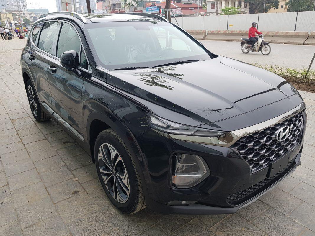 Hyundai Santafe dầu tiêu chuẩn 2