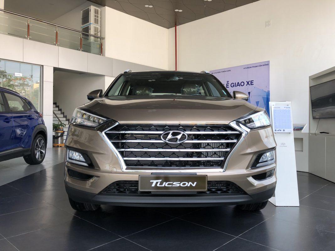 Hyundai Tucson dầu đặc biệt 2.0L 3