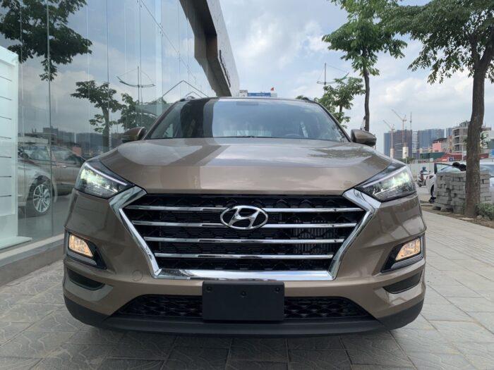 Hyundai Tucson dầu đặc biệt 2.0L