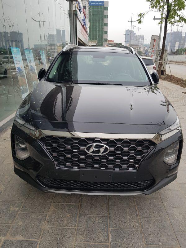 Đầu xe Hyundai Santafe dầu tiêu chuẩn