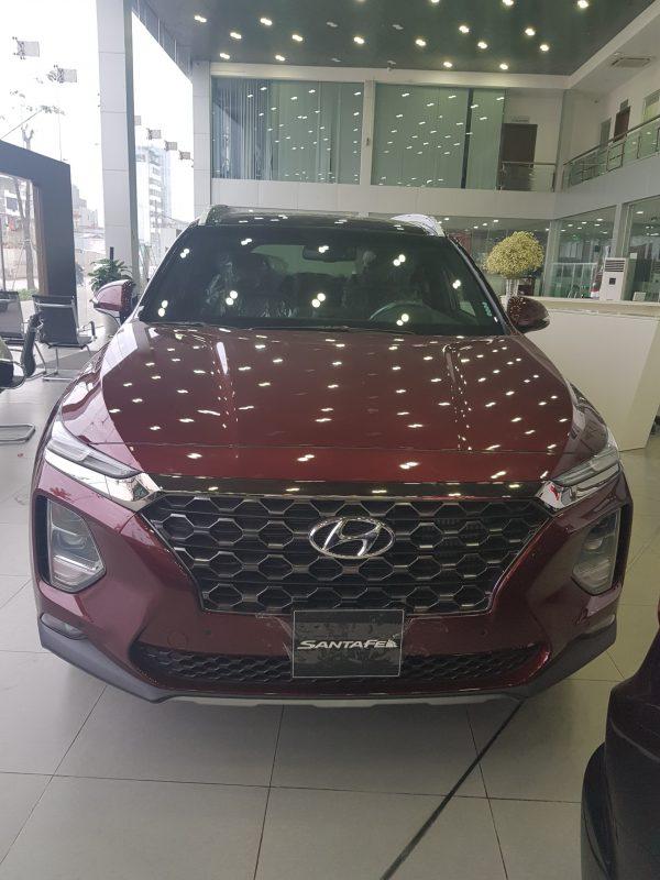Đầu xe Hyundai Santafe dầu đặc biệt