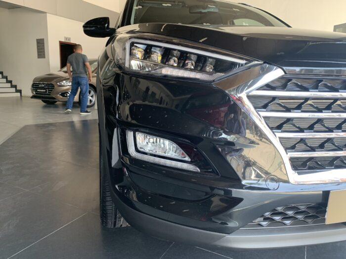 Đèn Hyundai Tucson xăng đặc biệt 2