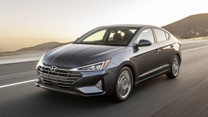 Hyundai Elantra 2019 mới