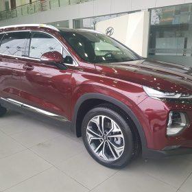 Hyundai Santafe dầu đặc biệt 2