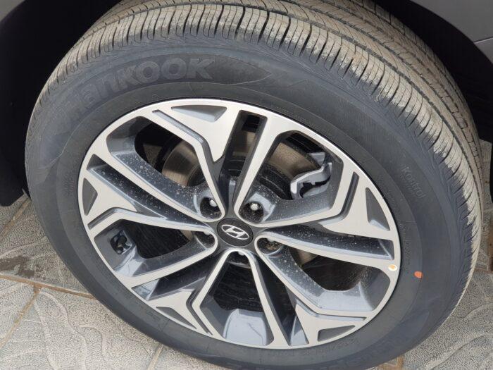 Lazang Hyundai Santafe dầu tiêu chuẩn
