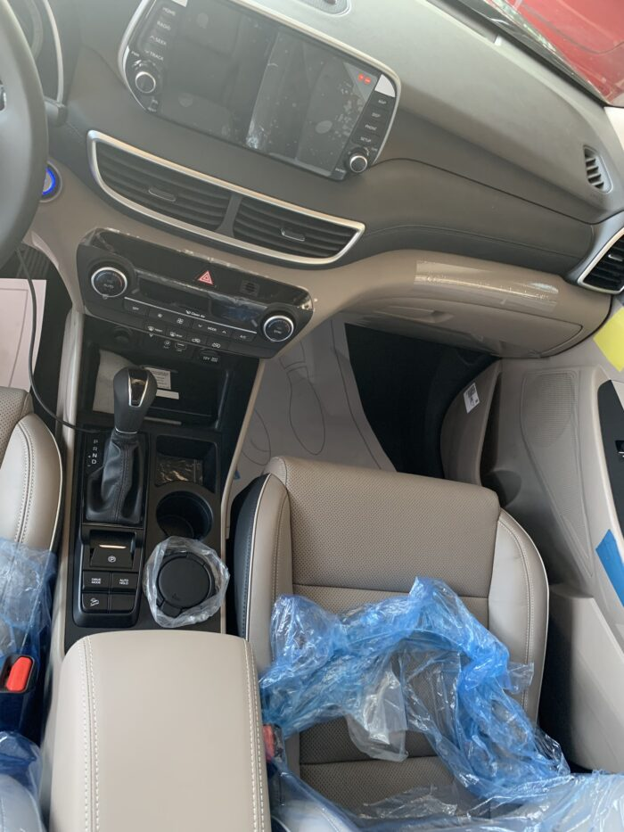Nội thất Hyundai Tucson xăng đặc biệt 2