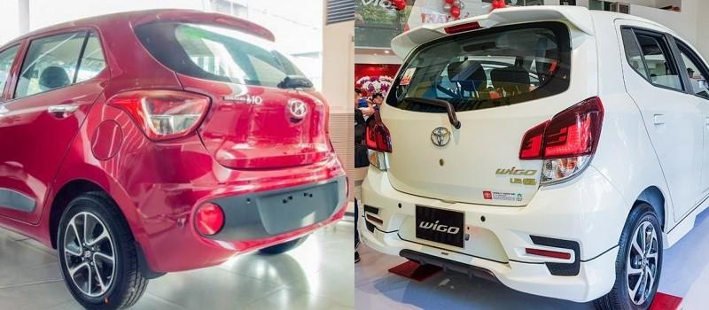 So sánh Hyundai Grand i10 và Toyota Wigo về động cơ, vận hành