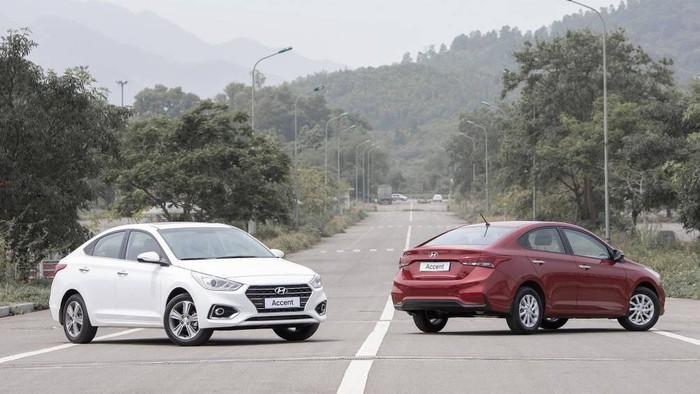 Xe ô tô Hyundai đã bán trong 2019 2