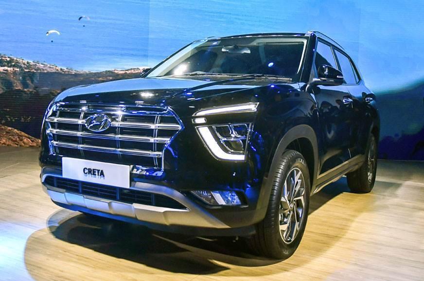 Hyundai Creta 2020 tại Ấn Độ