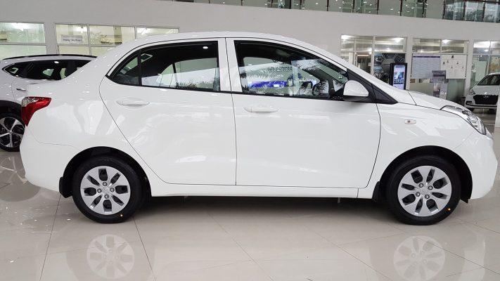 Thân xe Hyundai i10 sedan bản thiếu