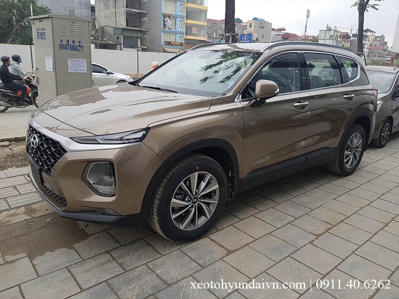 Hyundai Samtafe 2.2 dầu bản thường